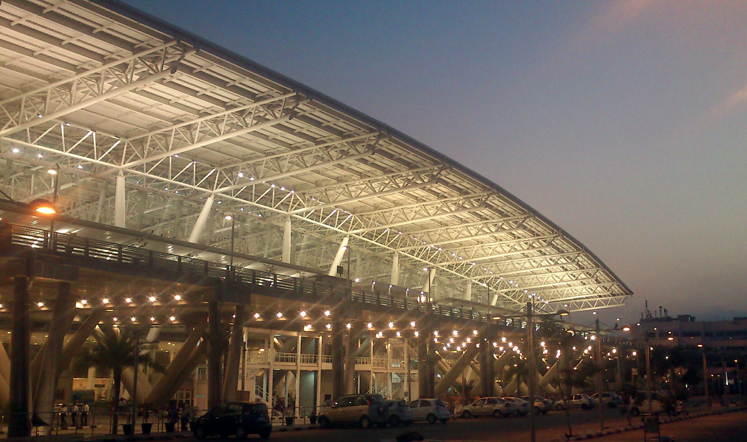 Аэропорт Ченнаи