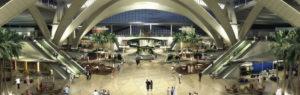 Зал аэропорта Шарджа