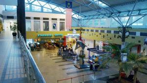 Зал аэропорта Лангкави