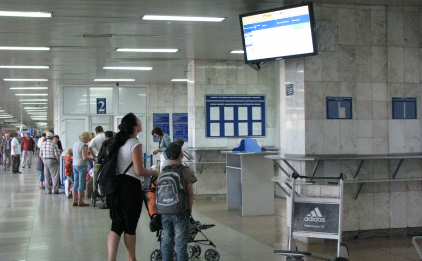 Бишкека аэропорт