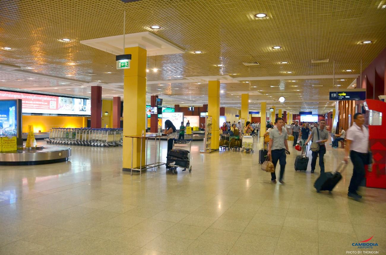 Пномпень аэропорт
