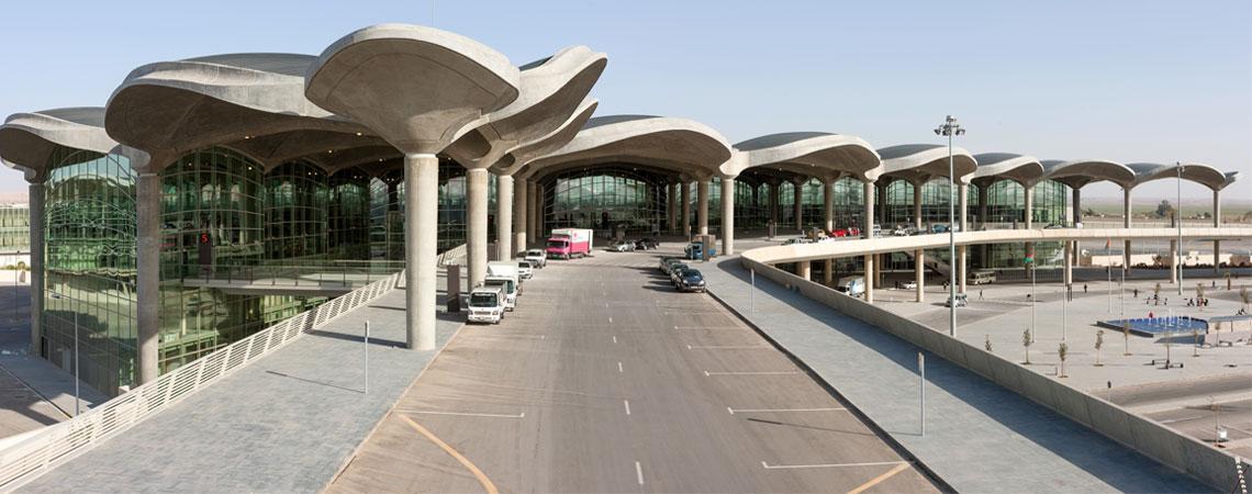 Аэропорт Аммана имени Королевы Алии