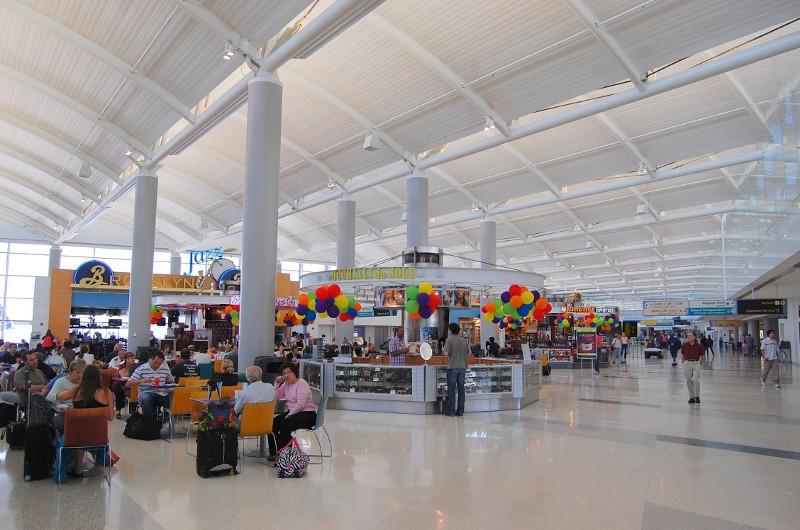 Аэропорт Ньюарк