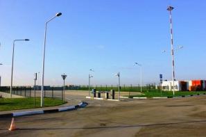 парковка аэропорта Белгород