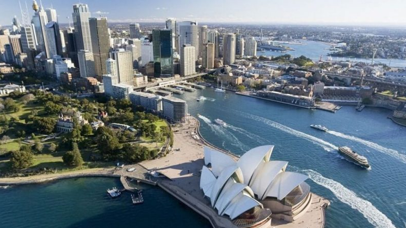 Сидней, фото оперного театра