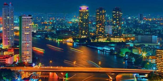 Банкок - столица Тайланда