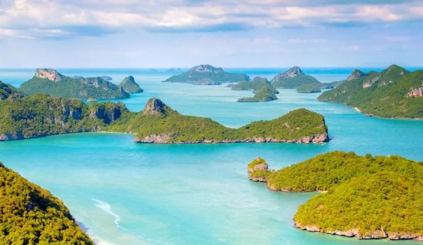 Самуи - Остров в Сиамском заливе Тихого океана