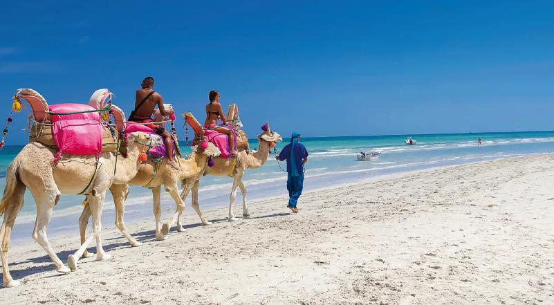 остров джерба тунис сколько лететь из москвы
