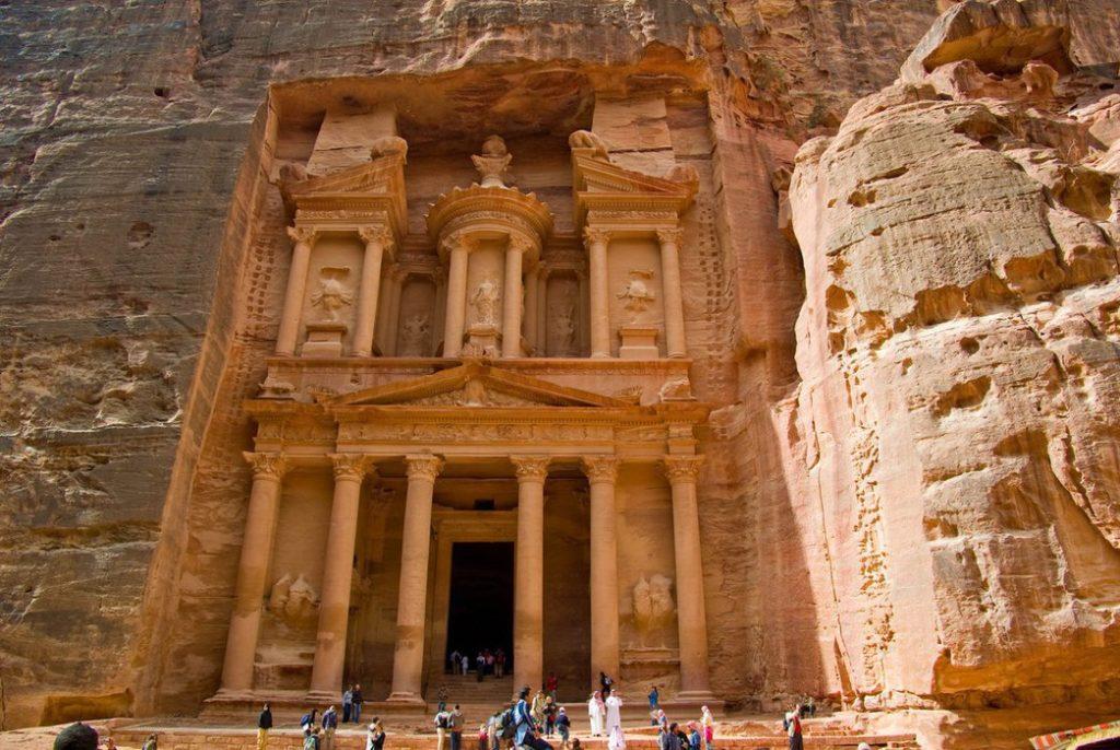 Эль-Хазне, Иордания