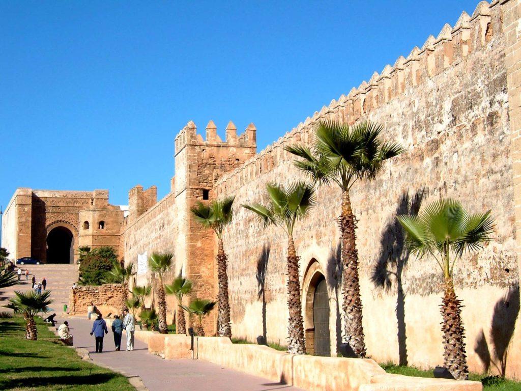 Город Рабат, Марокко