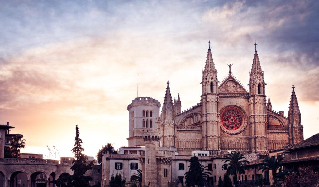 Кафедральный собор Санта-Мария, Пальма де Майорка