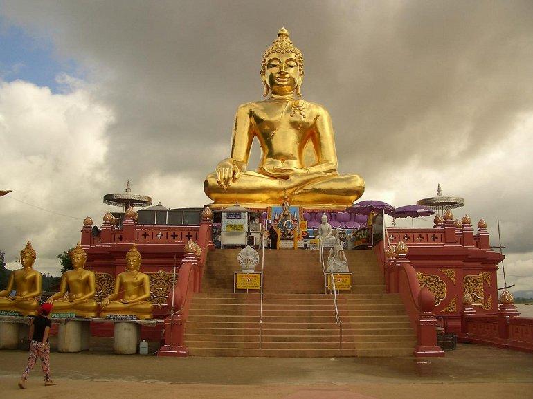 Большой Будда Чалонга