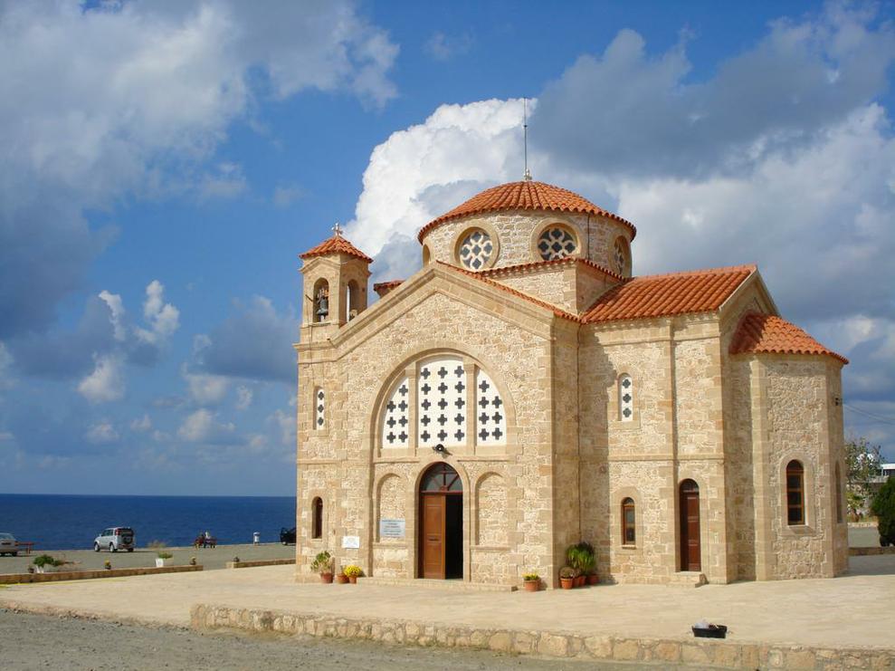 Церковь Святого Георгия, Кипр