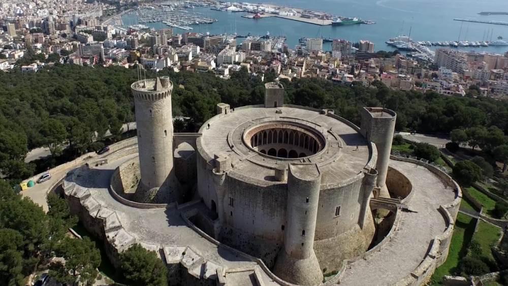 Замок Бельвер, Пальма де Майорка